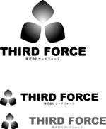 keishi0016さんの「株式会社サードフォース」のロゴ作成への提案