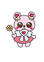 kazama-yukoさんのアイドルのイメージキャラクターデザインへの提案