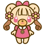okadaerkさんのアイドルのイメージキャラクターデザインへの提案