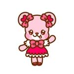 naznazさんのアイドルのイメージキャラクターデザインへの提案