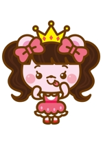 n_shoさんのアイドルのイメージキャラクターデザインへの提案