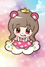 yuka_utさんのアイドルのイメージキャラクターデザインへの提案