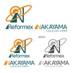awn_estudioさんの燃料とリフォームのロゴへの提案