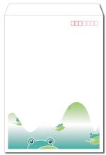 ikaru-dnuregさんの封筒のデザインへの提案