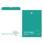 skawamuraさんの封筒のデザインへの提案