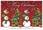 tetsuoneattackさんのクリスマスカードデザイン制作への提案