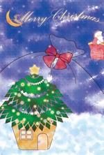 meiri_24さんのクリスマスカードデザイン制作への提案