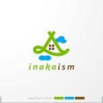 sa_akutsuさんの個人ポータルサイト 「田舎イズム」のロゴ作成の依頼への提案