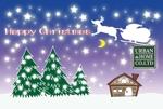 ayakasさんのクリスマスカードデザイン制作への提案