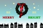 mariburuさんのクリスマスカードデザイン制作への提案