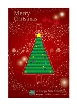 D_mazdaさんのクリスマスカードデザイン制作への提案