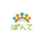 障がい福祉サービス事業所「ぽんて」のロゴ制作への提案