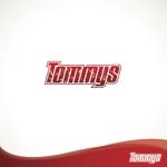 oo_designさんの「Tommys」のロゴへの提案