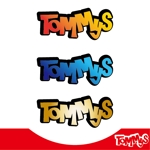 coolfighterさんの「Tommys」のロゴへの提案
