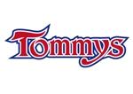 ninaiyaさんの「Tommys」のロゴへの提案
