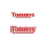 DeeDeeGraphicsさんの「Tommys」のロゴへの提案