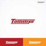 RIKU5555さんの「Tommys」のロゴへの提案