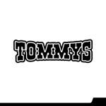 katachidesignさんの「Tommys」のロゴへの提案