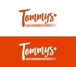 donamayuさんの「Tommys」のロゴへの提案