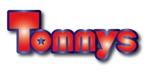 kamono84さんの「Tommys」のロゴへの提案