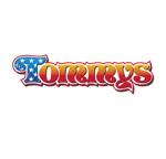 「Tommys」のロゴへの提案