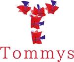 chart_laさんの「Tommys」のロゴへの提案