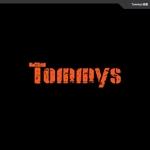 take5-designさんの「Tommys」のロゴへの提案