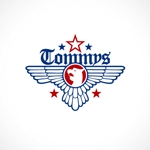 MUSAIさんの「Tommys」のロゴへの提案