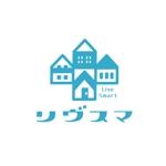 住宅会社の住宅商品「リヴスマ」のロゴへの提案
