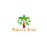英語学童 (Pakira Kids) のロゴへの提案