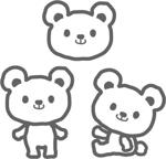 yumikuro8さんの会社のマスコットキャラクター 白くまへの提案