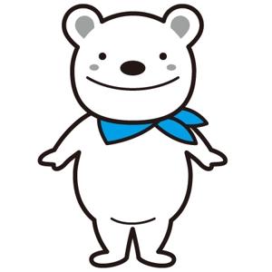 soranotoriさんの会社のマスコットキャラクター 白くまへの提案