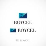 hirokiabe58さんのオリジナルブランド 「ROYCEL」のロゴへの提案