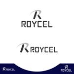 coolfighterさんのオリジナルブランド 「ROYCEL」のロゴへの提案