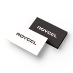 DeeDeeGraphicsさんのオリジナルブランド 「ROYCEL」のロゴへの提案