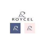 jiroken3さんのオリジナルブランド 「ROYCEL」のロゴへの提案