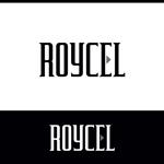 tokko4さんのオリジナルブランド 「ROYCEL」のロゴへの提案