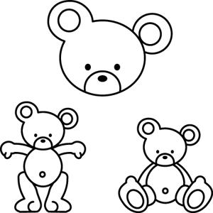 irohaniyoshiさんの会社のマスコットキャラクター 白くまへの提案