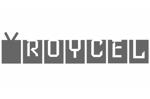 listfxxn0さんのオリジナルブランド 「ROYCEL」のロゴへの提案