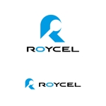 toiroさんのオリジナルブランド 「ROYCEL」のロゴへの提案