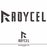 nekosuさんのオリジナルブランド 「ROYCEL」のロゴへの提案
