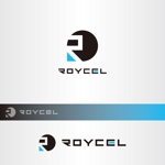 takakazu_sekiさんのオリジナルブランド 「ROYCEL」のロゴへの提案