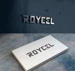 pekoodoさんのオリジナルブランド 「ROYCEL」のロゴへの提案