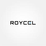 tanaka10さんのオリジナルブランド 「ROYCEL」のロゴへの提案