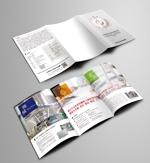 n_kawaeさんの機械器具製造業「㈱サイトウ工研」の会社案内パンフレットのデザイン(三つ折り、A4、5ページ※)への提案