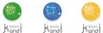 zazenbeatさんの「株式会社ケーアンドアイ ケー・アンド・アイ ケーアンドアイ kandi K&I」のロゴ作成への提案