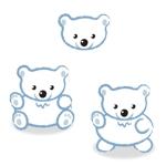 brasibrasiさんの会社のマスコットキャラクター 白くまへの提案