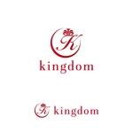 locomoco92さんのホストクラブ 「kingdom」のロゴへの提案
