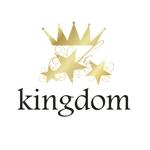 free_0703さんのホストクラブ 「kingdom」のロゴへの提案