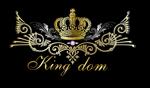 peedayooさんのホストクラブ 「kingdom」のロゴへの提案